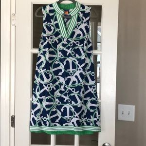 Mudpie Nautical Dress